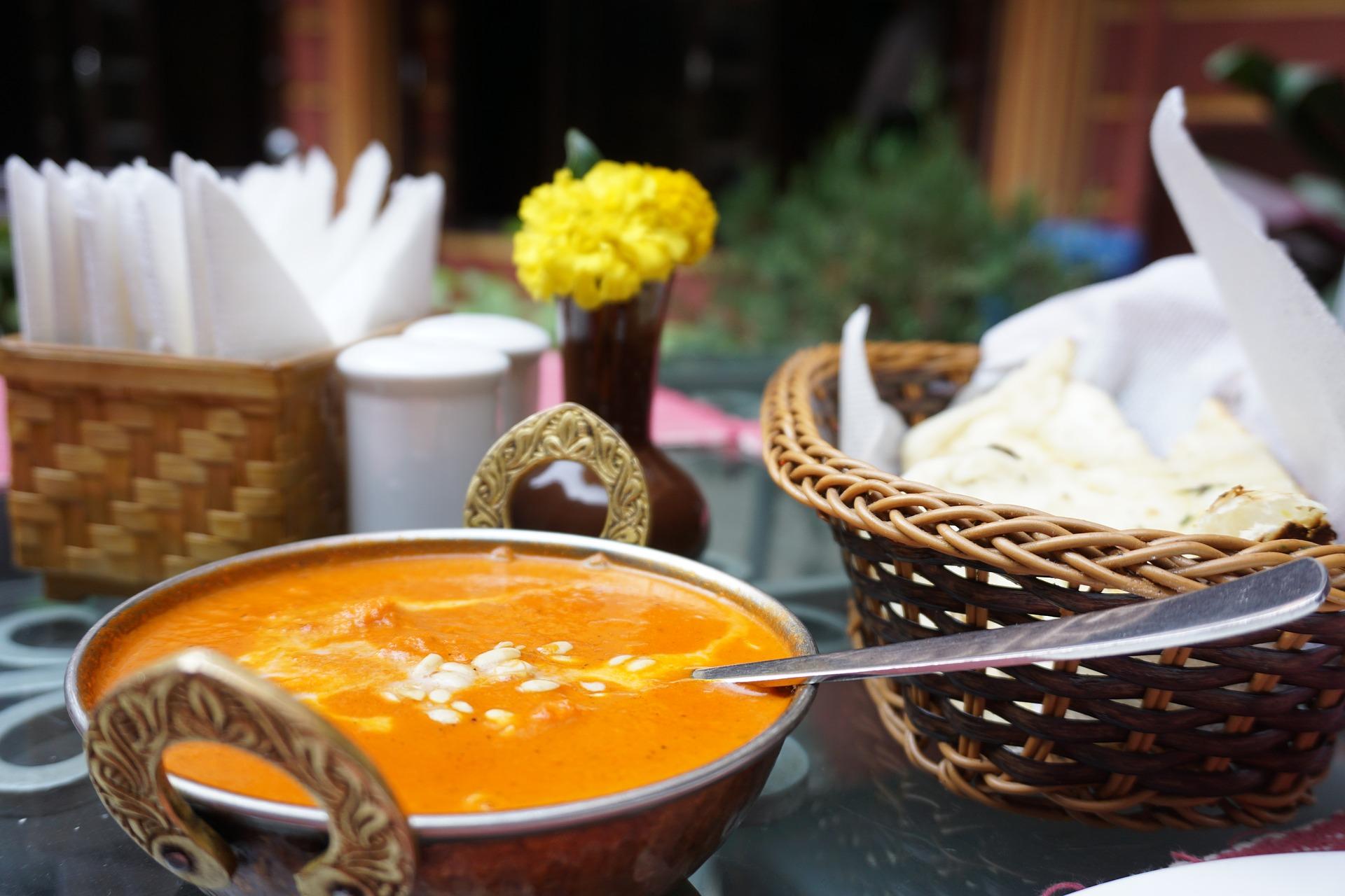 Vegan Veggie Tomato Curry Recipe