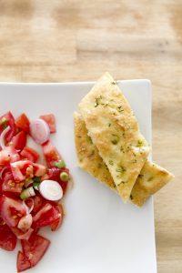 Vegan Italian Focaccia Recipe