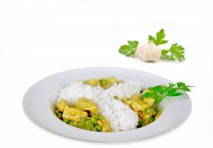 Vegan Creamy Aloo Gobi Curry Recipe