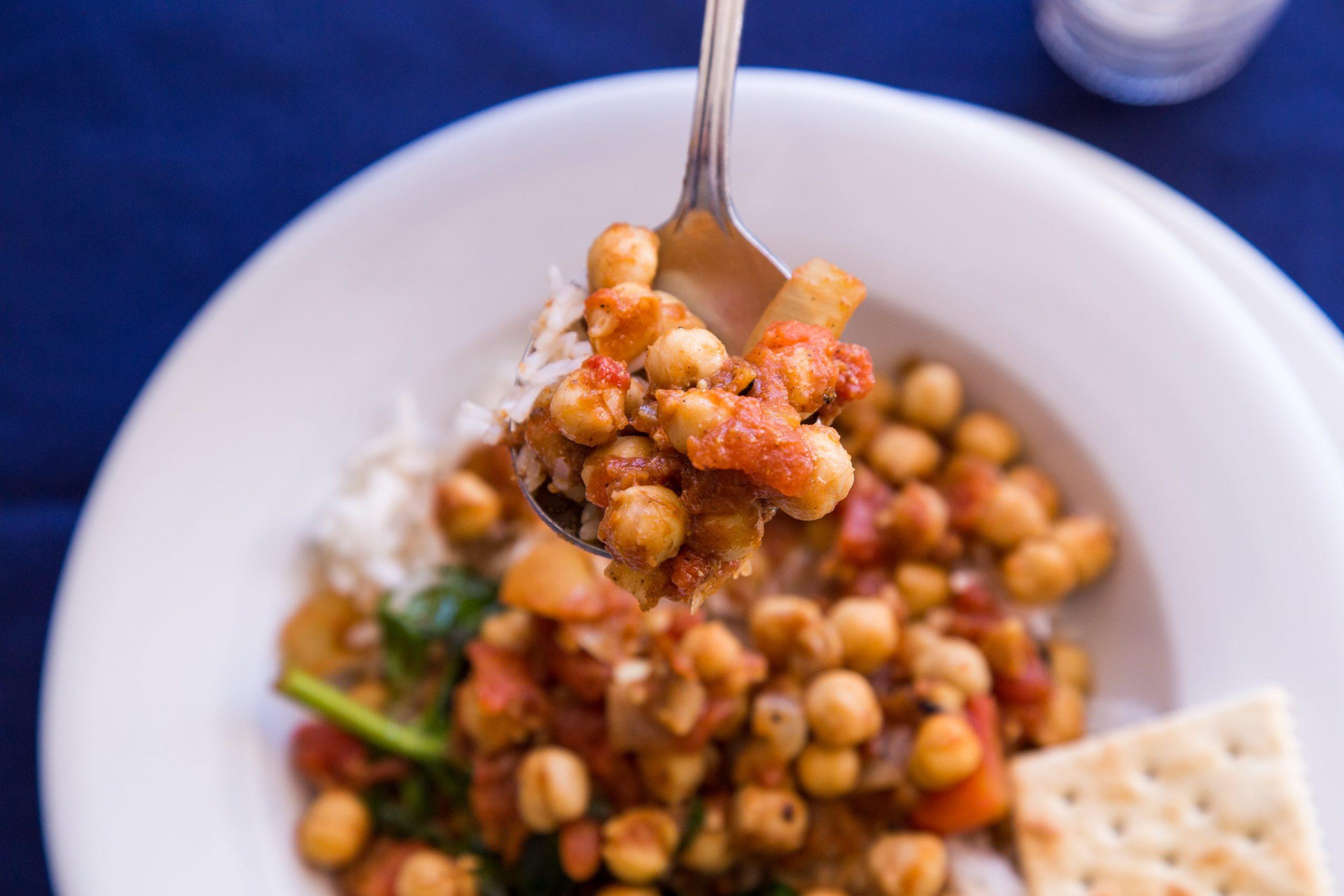 The Quickest Easiest Vegan Curry Recipe Ever