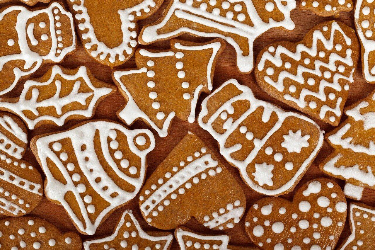 Vegan Gingerbread Cookies Recipe