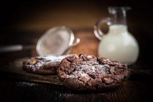 The Best Vegan Double Chocolate Cookie Recipe
